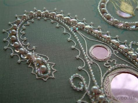 tambour beading the 25 best ideas about tambour embroidery on