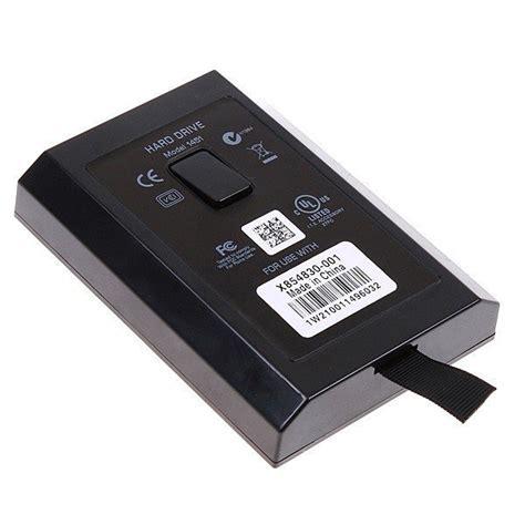 Hdd External Xbox 360 xbox 360 slim external drive
