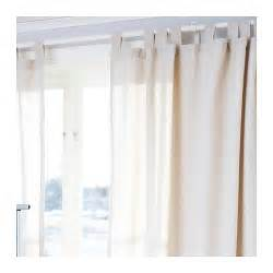 Ikea Curtains Linen At Home When Im With You No Sew Curtain Conversion