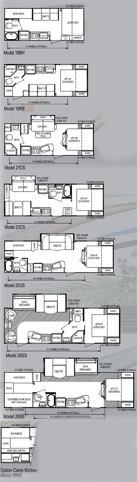 skyline rv floor plans 2012 skyline koala travel trailer roaming times