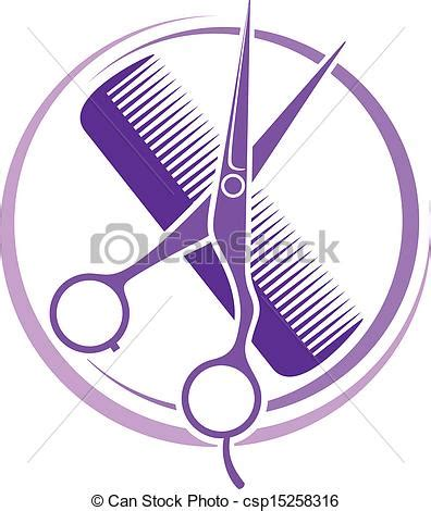 twist hairstyle tools clipart icons hair salon logos and clip clipartbay
