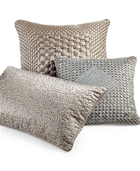 macys bed pillows hotel collection dimensions decorative pillow collection