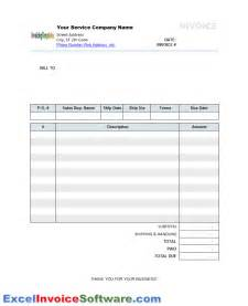 service invoice template excel generic service invoice template for excel invoice software service invoice template for excel pdf and word