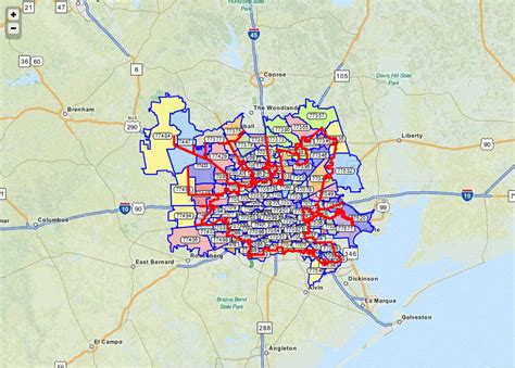 texas postal code map houston texas tx zip code map demographics zip code list images frompo