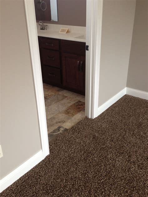 bedroom brown carpet like carpet looks much darker in this pic and tile