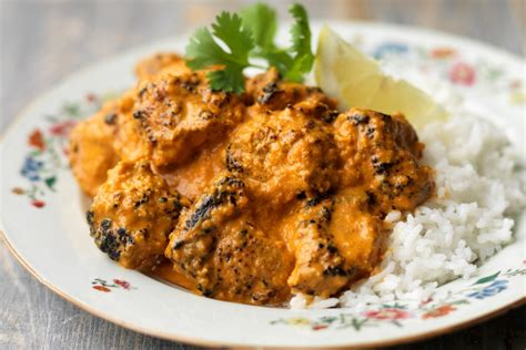 chicken tikka masala by book or by cook a cookery blog