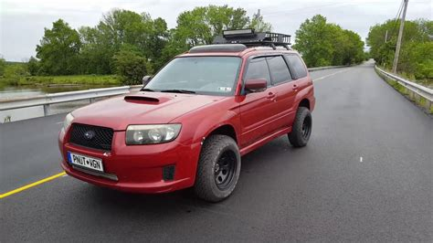 lifted subaru 2008 subaru forestry xt sports lifted king springs