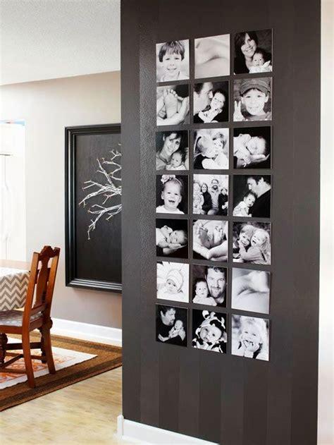 ways to display photos on wall 50 creative ways to display your photos on the walls
