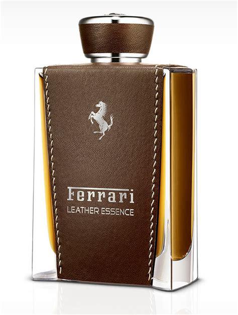 Ferrari Perfume by Leather Essence Ferrari Cologne A Fragrance For Men 2013