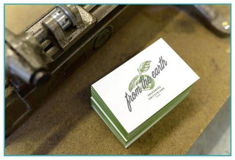 Günstige Druckerei by Visitenkarten Erstellen Und Drucken Kostenlos