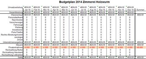 Kostenlose Vorlage Bwa Der Budgetplan Anleitung Tipps Tutorial Excel Vorlage Axel Schr 246 Der