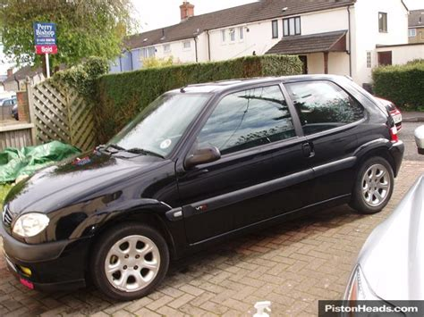 Citroen Saxo Vtr by Used Citroen Saxo Cars For Sale With Pistonheads
