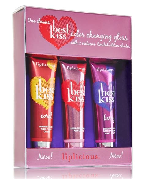 valentines sets liplicious best gift set for s day