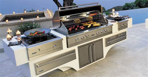 Outdoor Kitchen Island by Viking Professional Outdoor Viking Range Llc