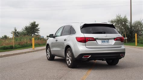 2014 acura mdx reviews 2014 acura mdx elite review cars photos test drives