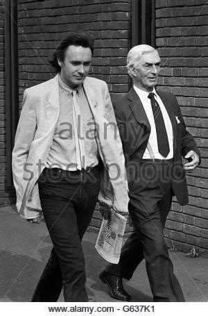 colin caffell bamber trial stock photo  alamy