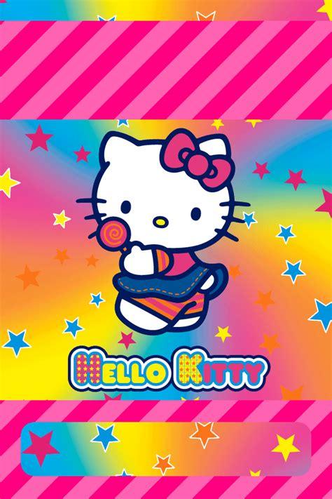 wallpaper hello kitty rainbow hello kitty rainbow 02 v1 1 by iwonder777 on deviantart