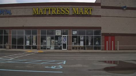 Mattress Mart by Mattress Mart Bankruptcy Gives Some Customers A Rude Awakening Wtte