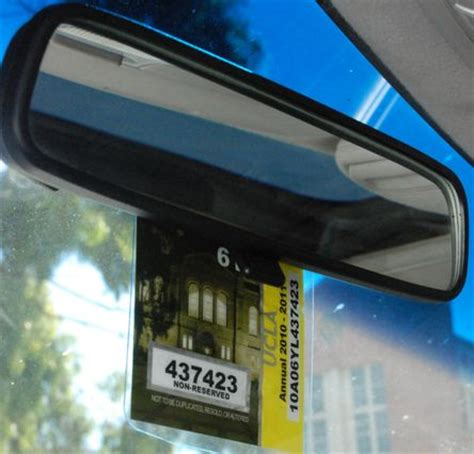 parking permit fees are set to rise ucla
