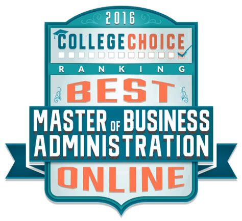 Best Mba It Managment Programs by Best Mba Programs 2016 College Choice