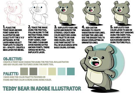 tutorial adobe illustrator pdf adobe illustrator tutorial simple cartoon jason secrest