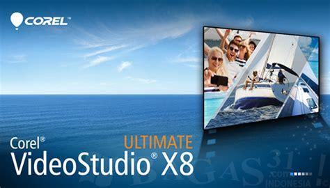 bagas31 corel videostudio x8 corel videostudio ultimate x8 full version