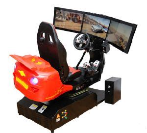 Racing Simulator Chair Hydraulic China Hydraulic Chair Racing Machine Zyr China Racing