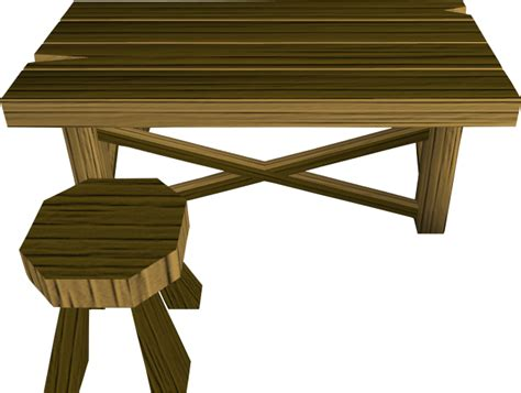 How To Make Picnic Bench by Wooden Workbench The Runescape Wiki