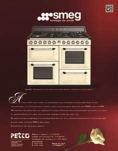 Lemari Es Smeg thai print oven ad magazine ads ovens