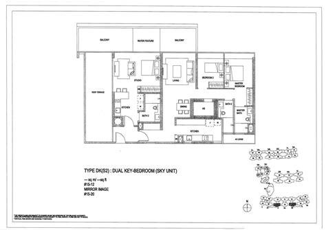 minton floor plan 3 bedroom dk the minton