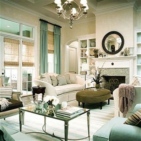 modern french living room southern living seafoam green modern french living room