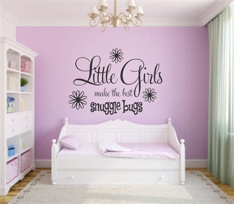 wall decals for girl bedroom vinyl decals little girls bedroom
