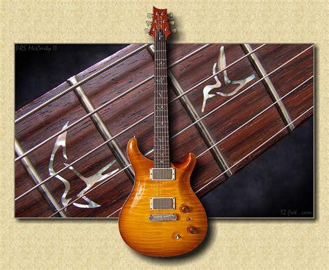 Unfinished Guitar Neck For Prs Replacement Parts 22 Fret Maple Fretboa prs mccarty ii sunburst www 12fret