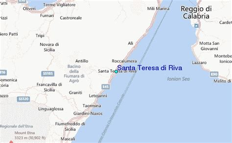 table santa teresa santa teresa di riva tide station location guide