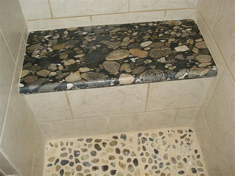 stone shower bench 7 tile design tips for a small bathroom apartment geeks