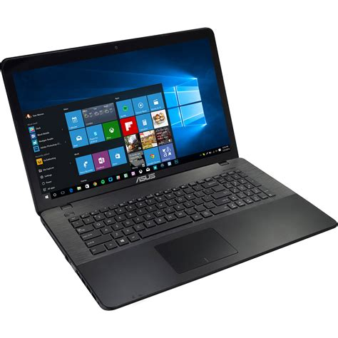 Laptop Asus I7 The He 5 asus x751lx dh71 17 3 quot fhd laptop intel i7 5500u dual 2 4ghz 8gb 1tb w10h ebay