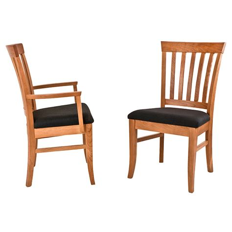Bistro Dining Chairs Cherry Wood Bistro Dining Chairs Dining Sets And Collections