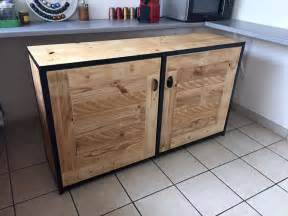 Cabinets diy pallet buffet and hutch diy pallet ladder shelves unit