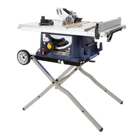 Home Depot Ryobi Table Saw by Ryobi 15 10 In Table Saw Rts10g The Home Depot