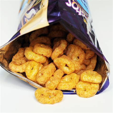 popcorn that looks like cheesecurls cheetos sweetos review popsugar food