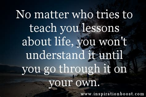 lessons quotes quotes about lessons quotesgram