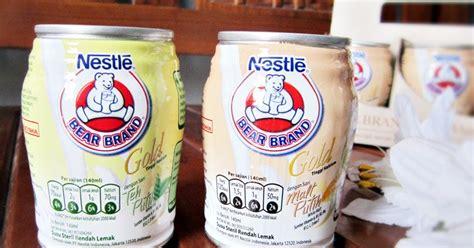 Nestle Brand Gold Malt Putih Beruang Steril Rendah Lemak every post has its own story review brand gold white tea dan white malt