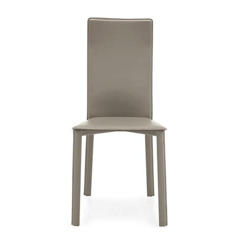 Connubia Calligaris Slim Cb 1275 Dining Chair Slim Dining Chairs
