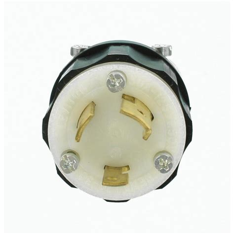 Steker Colokan 3 Phase Legrand P 17 30 Ere legrand pass and seymour 30 125 250 volt grounding l1430pccv3 the home depot
