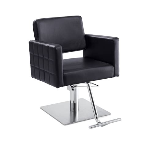 Black Salon Chairs gwyneth hair salon chair