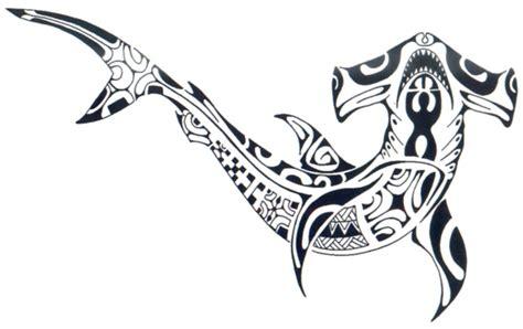 tribal shark tattoos meaning shark designs tattoos spot tribal hammerhead
