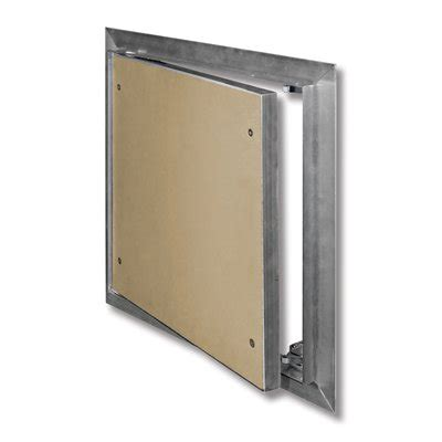 Access Door In Drywall by Acudor Dw50 Recessed Non Drywall Panel Access Door