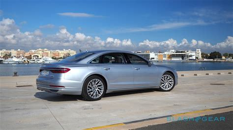 Audi A8 2019 by 2019 Audi A8 Drive The New Luxury Slashgear