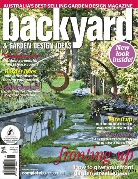 Backyard Garden Design Ideas Bissue 10 2 187 Download Garden Ideas Magazine