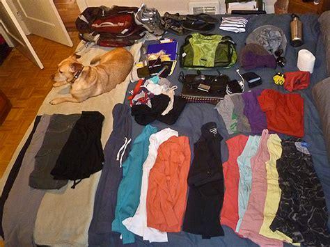 carry  packing list  travel checklist  women